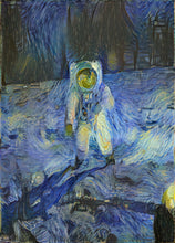 Load image into Gallery viewer, Starry Night Astronaut