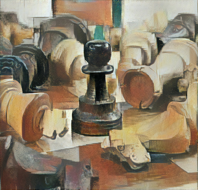 Picasso Chess 1