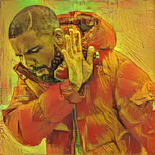 Load image into Gallery viewer, Van Gogh Drake Meme 1