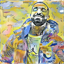 Load image into Gallery viewer, Basquiat Drake Meme 2