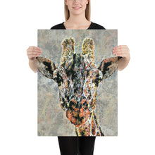 Load image into Gallery viewer, Pollock Giraffe