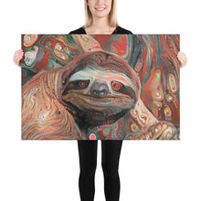 Load image into Gallery viewer, Paisley Sloth