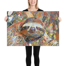 Load image into Gallery viewer, Kandinsky Sloth