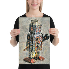Load image into Gallery viewer, Pollock Robot