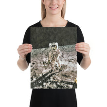 Load image into Gallery viewer, Pollock Astronaut