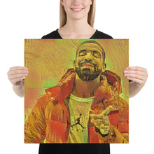 Load image into Gallery viewer, Van Gogh Drake Meme 2