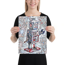 Load image into Gallery viewer, Dubuffet Robot
