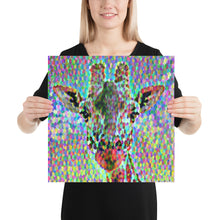 Load image into Gallery viewer, Colorful Isometric Giraffe