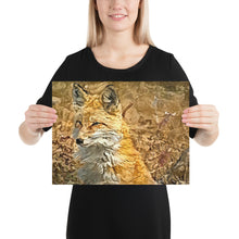 Load image into Gallery viewer, Van Gogh Fox