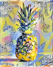 Load image into Gallery viewer, Basquiat Pineapple