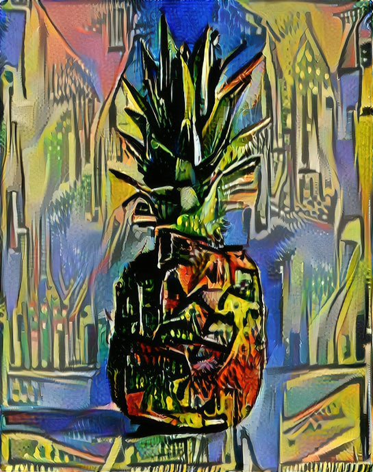 Picasso Pineapple