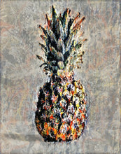 Load image into Gallery viewer, Pollock Pineapple