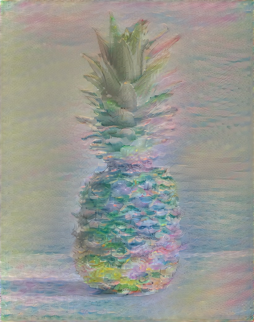 Monet Pineapple