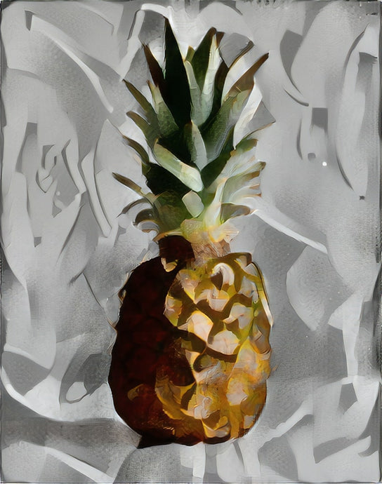 Picabia Pineapple