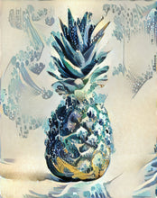 Load image into Gallery viewer, Hokusai Pineapple 2