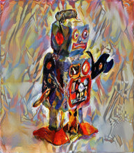 Load image into Gallery viewer, Kandinsky Robot