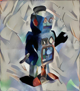 Picabia Robot