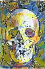 Load image into Gallery viewer, Basquiat Skull