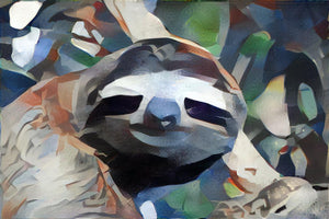 Picabia Sloth
