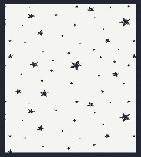 Midnight Stars Blanket