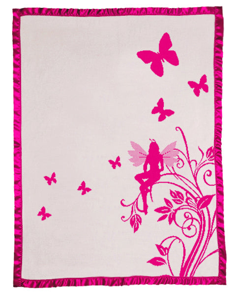 Butterfly Fairy Blanket