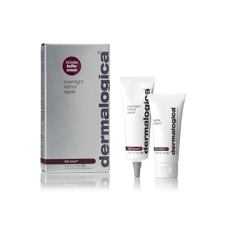 Dermalogica AGE Smart Overnight Retinol Repair & Buffer Cream 30ml & 15ml