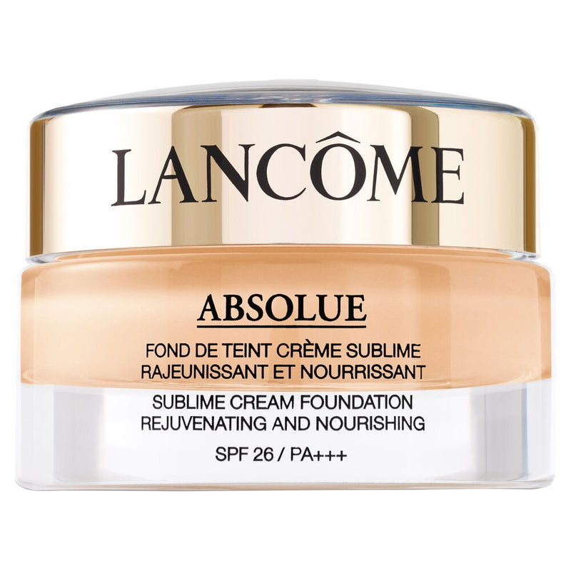 Lancome Absolue Sublime Cream Foundation 35ml