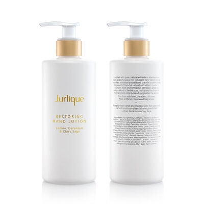 Jurlique Restoring Hand Lotion Lemon, Geranium & Clary Sage 300ml