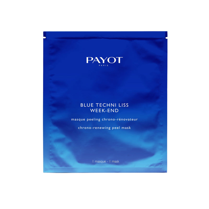 Payot Blue Techni Liss Week-end Sheet Mask