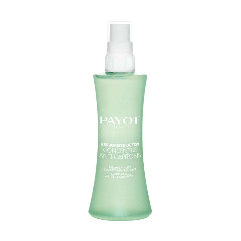 Payot Herboriste Detox Concentre Anti-Capitons Cellulite Corrector (Serum In Oil) 125ml
