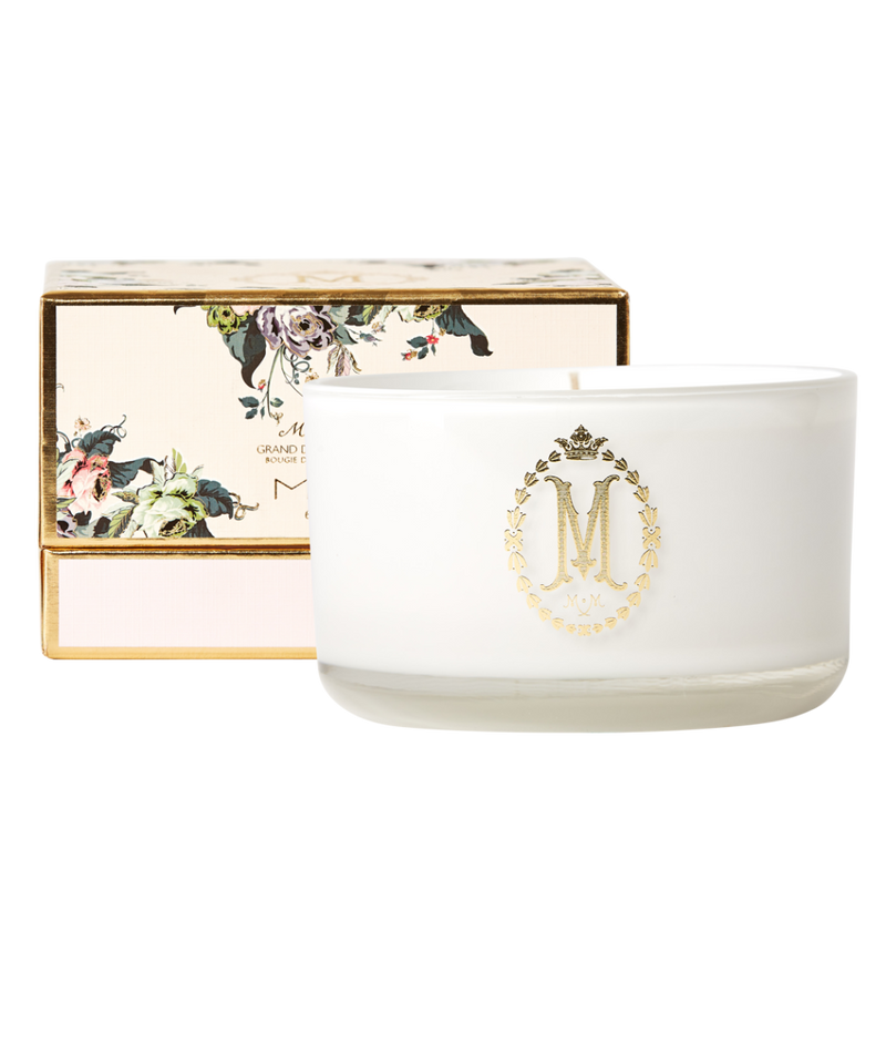 MOR Marshmallow - Luxury 3-wick Candle 600g .
