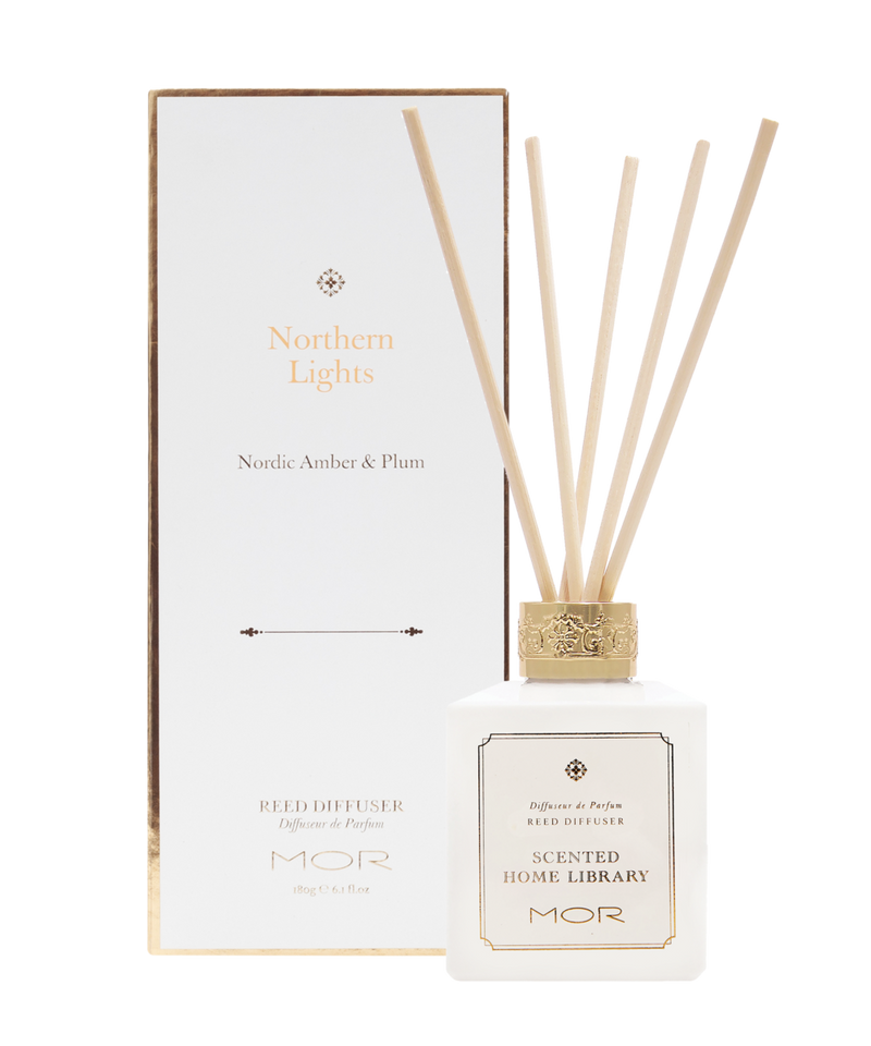 MOR Reed Diffuser  Northern Lights 180ml