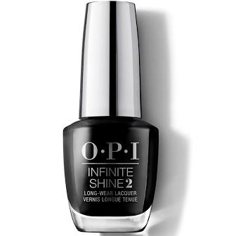 OPI Infinite Shine - Black Onyx