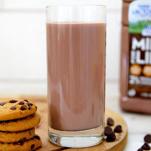 Lactose Free 2% Reduced Fat Chocolate Milk 16 fl oz, Upstate Farms