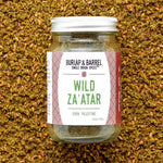 Wild Za'atar 1.3 oz Jar, Burlap & Barrel