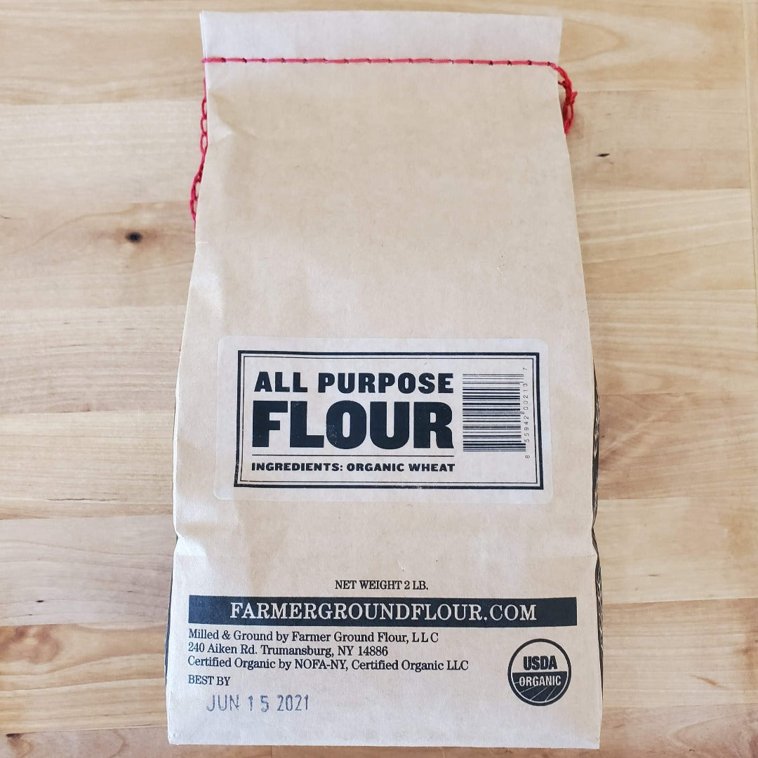 Farmer Ground Organic Flours