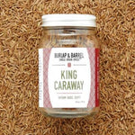 King Caraway 2 oz Jar, Burlap & Barrel