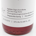 Aronia Berry Vinegar 12.68 oz, Keepwell