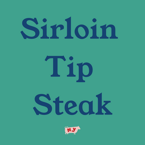 Sirloin Tip Steak, Organic Beef