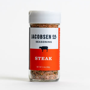 Steak Seasoning 2.4oz Shaker, Jacobsen Salt Co.