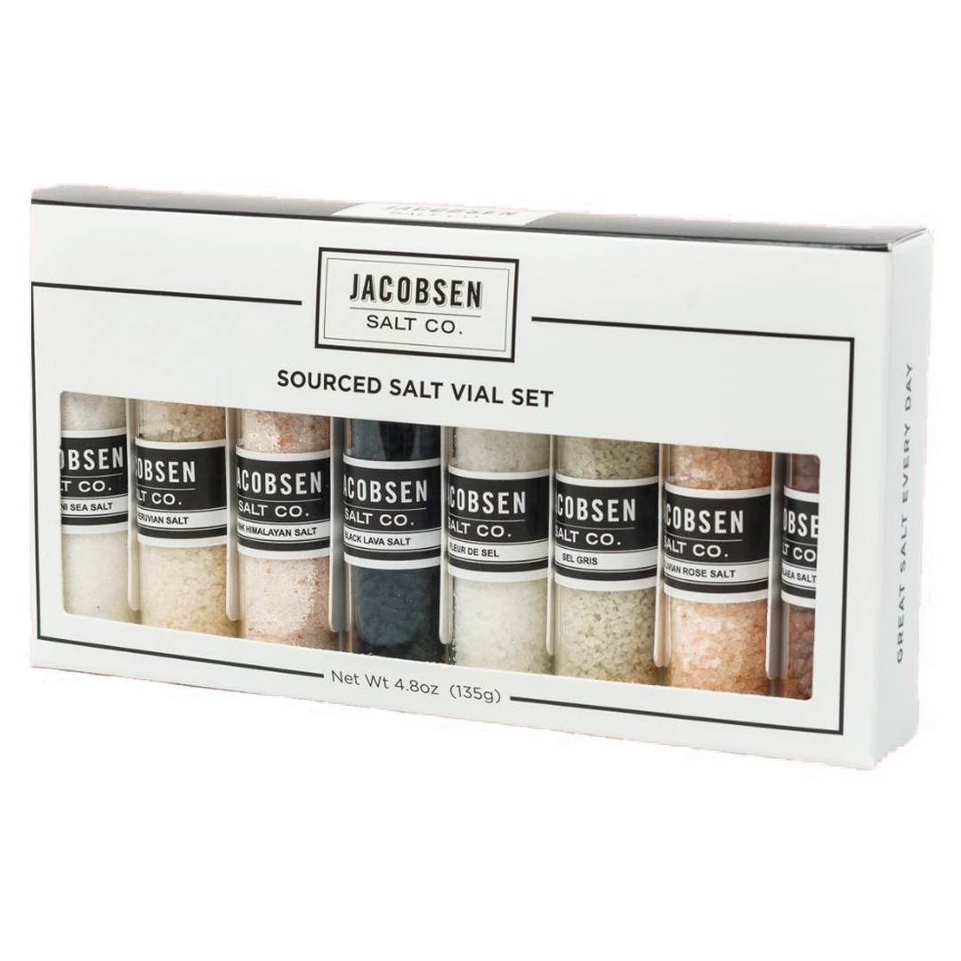 Sourced Salt Vial Set Jacobsen