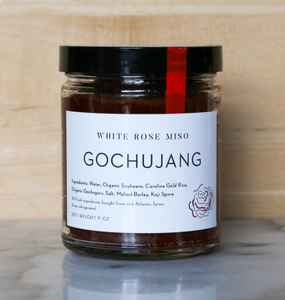 Gochujang, 9oz, White Rose Miso