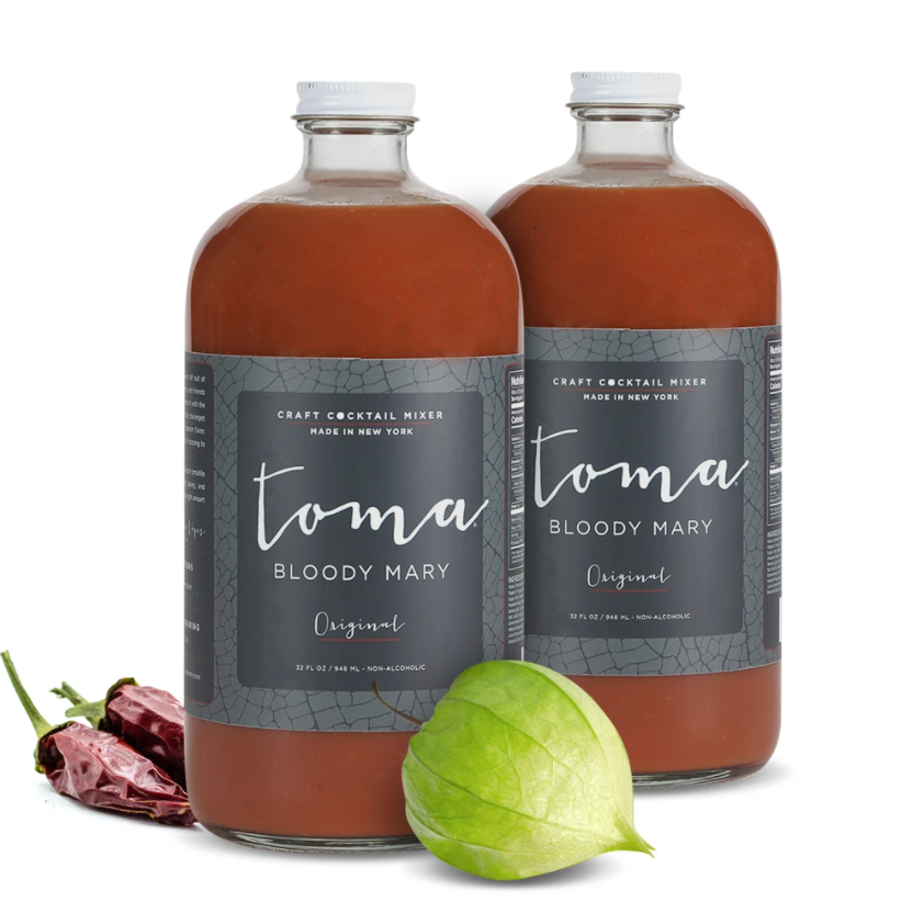 Bloody Mary Mixers, Toma Craft Cocktail