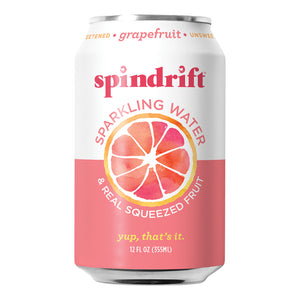 Spindrift Sparkling Water Can 12 fl oz.