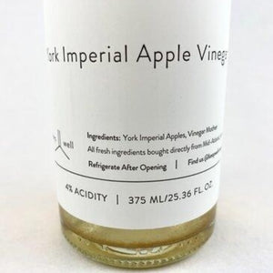 York Imperial Apple Vinegar 25.36 oz, Keepwell