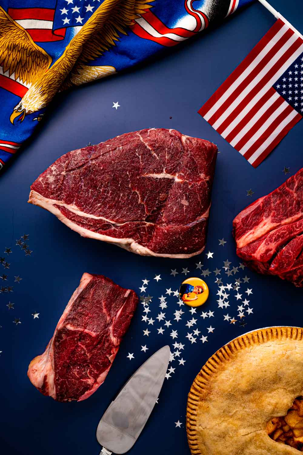 Patriotic Potluck - Butter Meat Co.