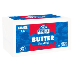 Unsalted Butter 1 lb, Upstate Farms