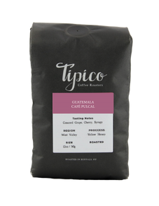 Tipico Coffee Beans, Guatemqala Cafe Pulcal