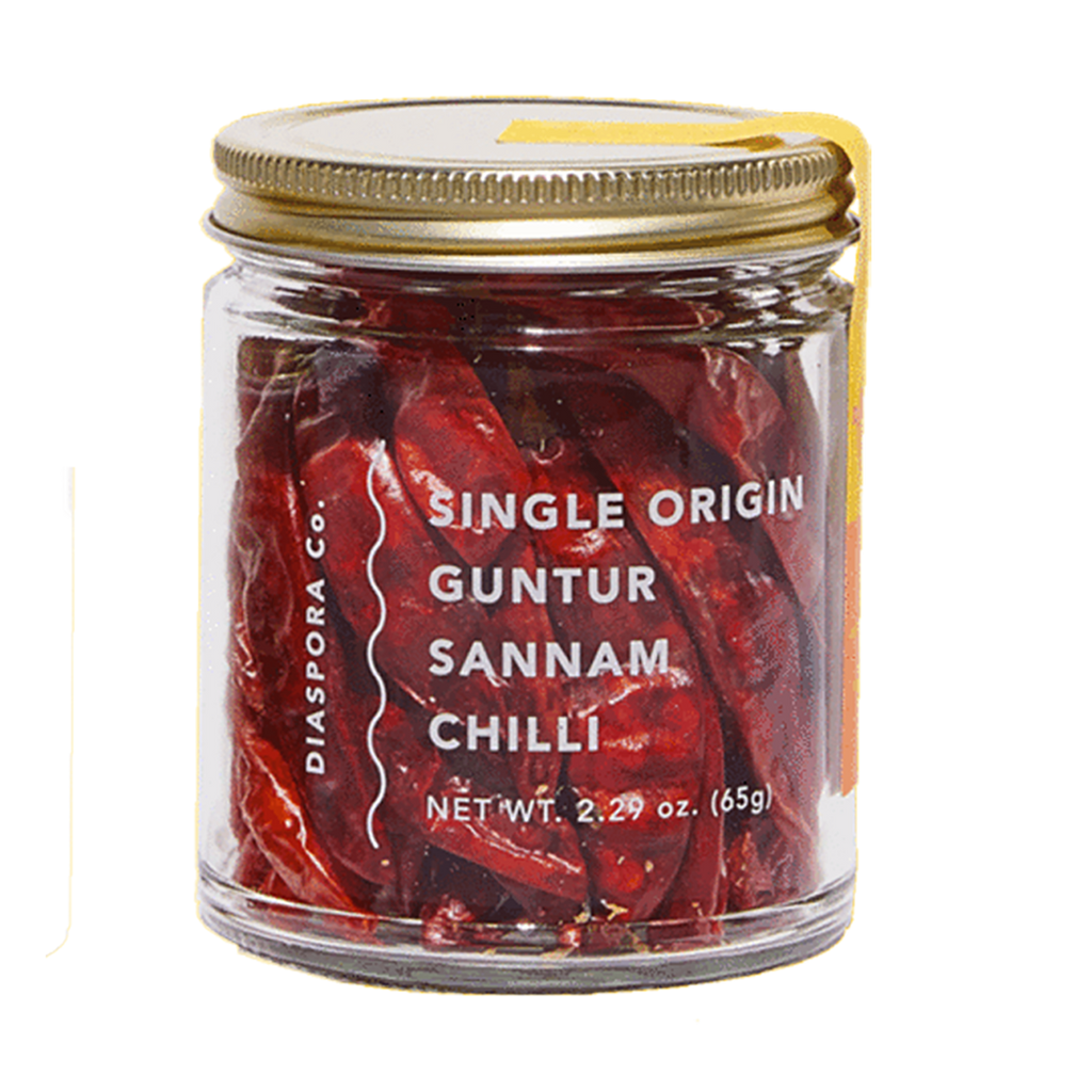 Single Origin Sannam Chili 2.29 oz, Diaspora