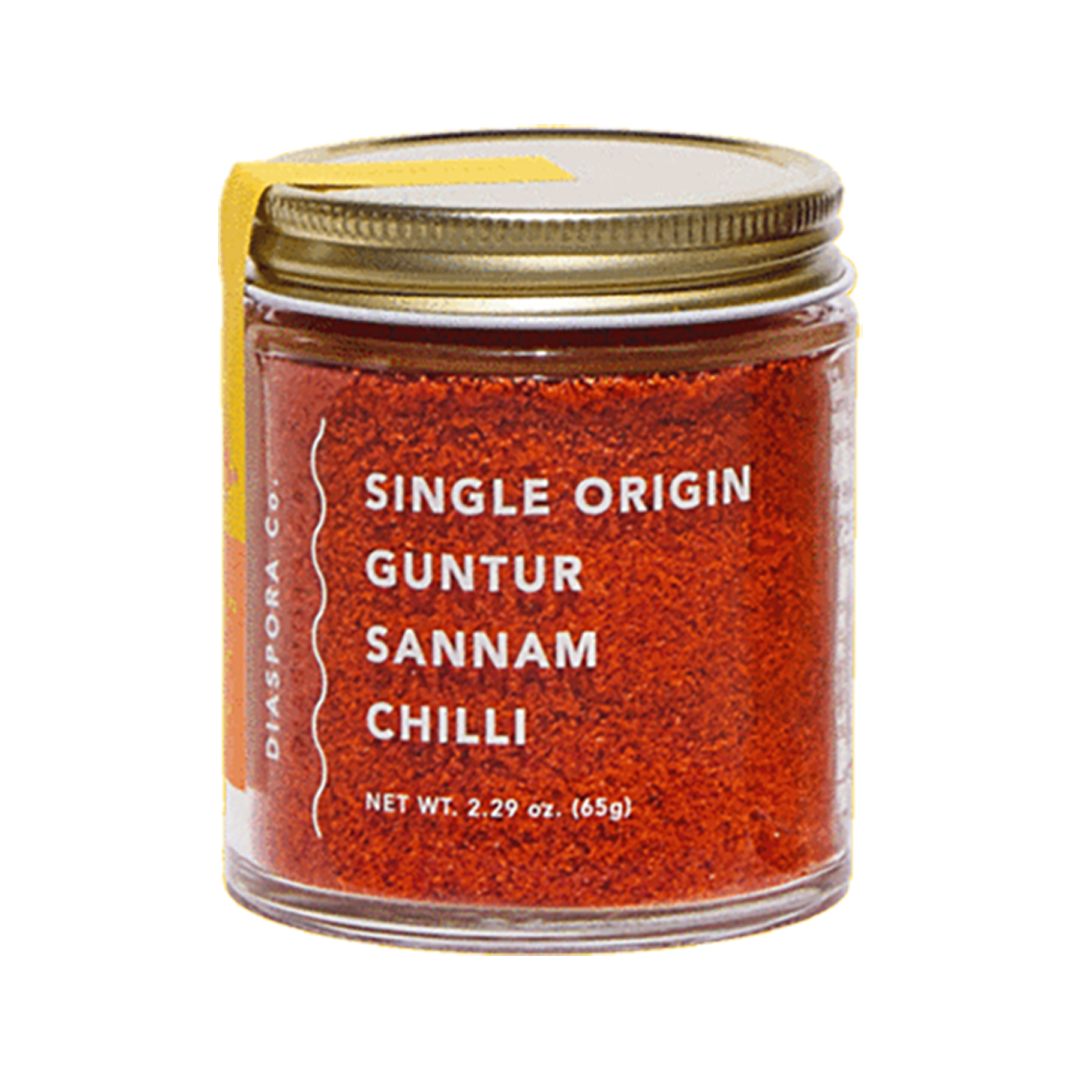 Chili Powder, Single Origin Guntur Sannam Chili Powder